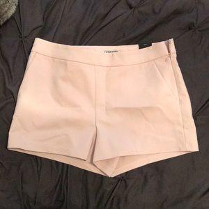 NEVER WORN Pink Express shorts!